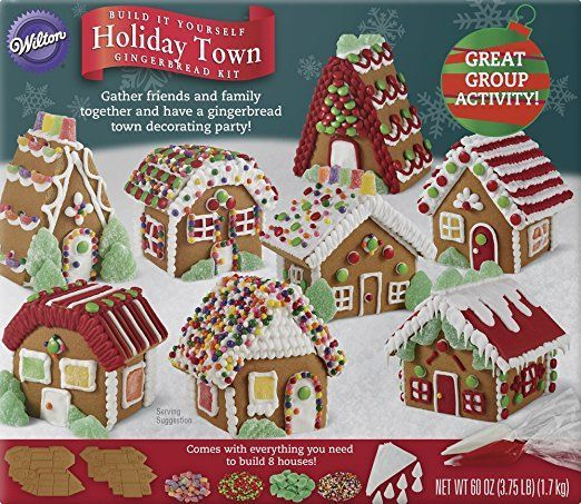 25 Gingerbread House Ideas, Tips, and Tricks Gingerbread - christmas town decorations