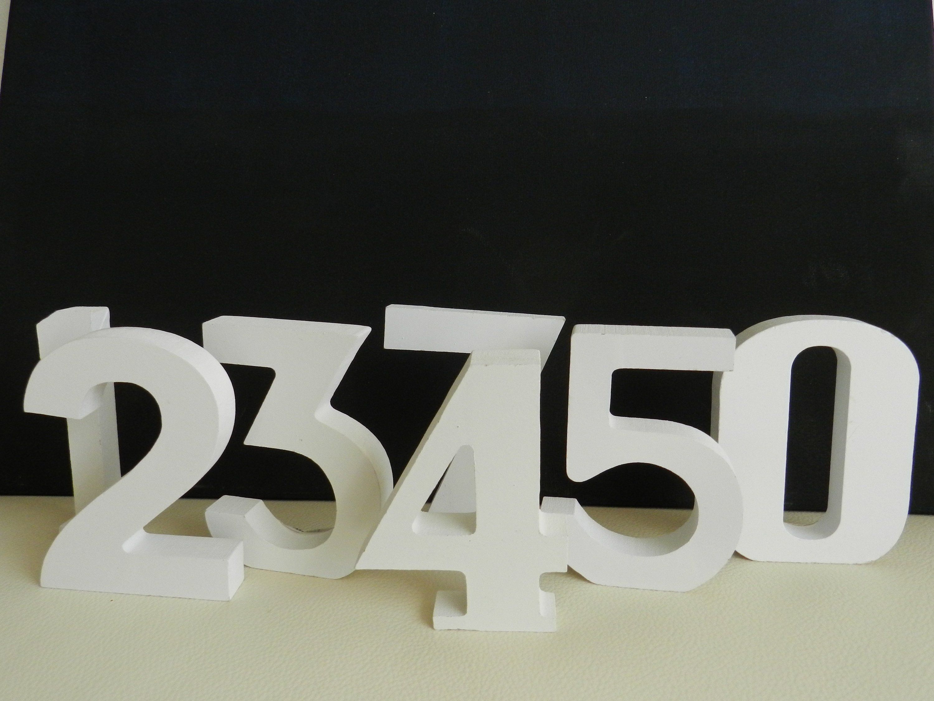 Silicone Shape Numbers Letters Sign 8 Cm 10 Cm Silicone