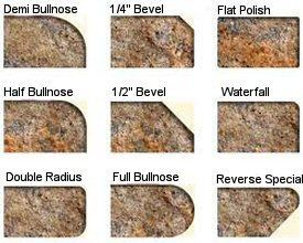 Half Bullnose Granite Edge Pinterest The World S Catalog Of