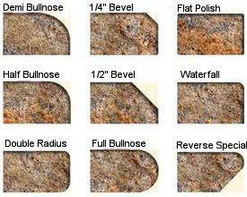 Beautiful Half Bullnose Granite Edge | Pinterest U2022 The Worldu0027s Catalog Of Ideas