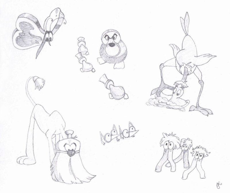 Sketch Disney Tattoo Drawings Best Tattoo Ideas