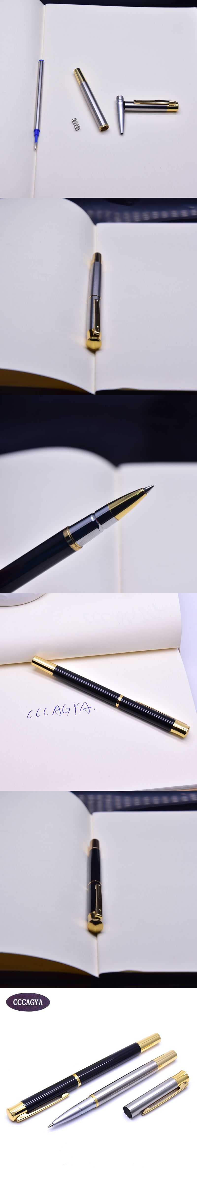 Free Delivery Cccagya C018 New Gifts Metal Pen Office School Supplies Pens Pencils