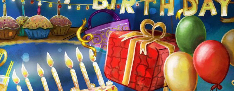 Поздравление экспромт на день рождения