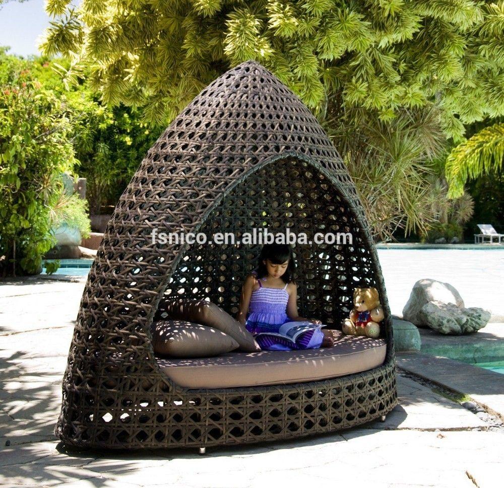 Wonderful Outdoor Cabana Furniture Bed (1000×969)