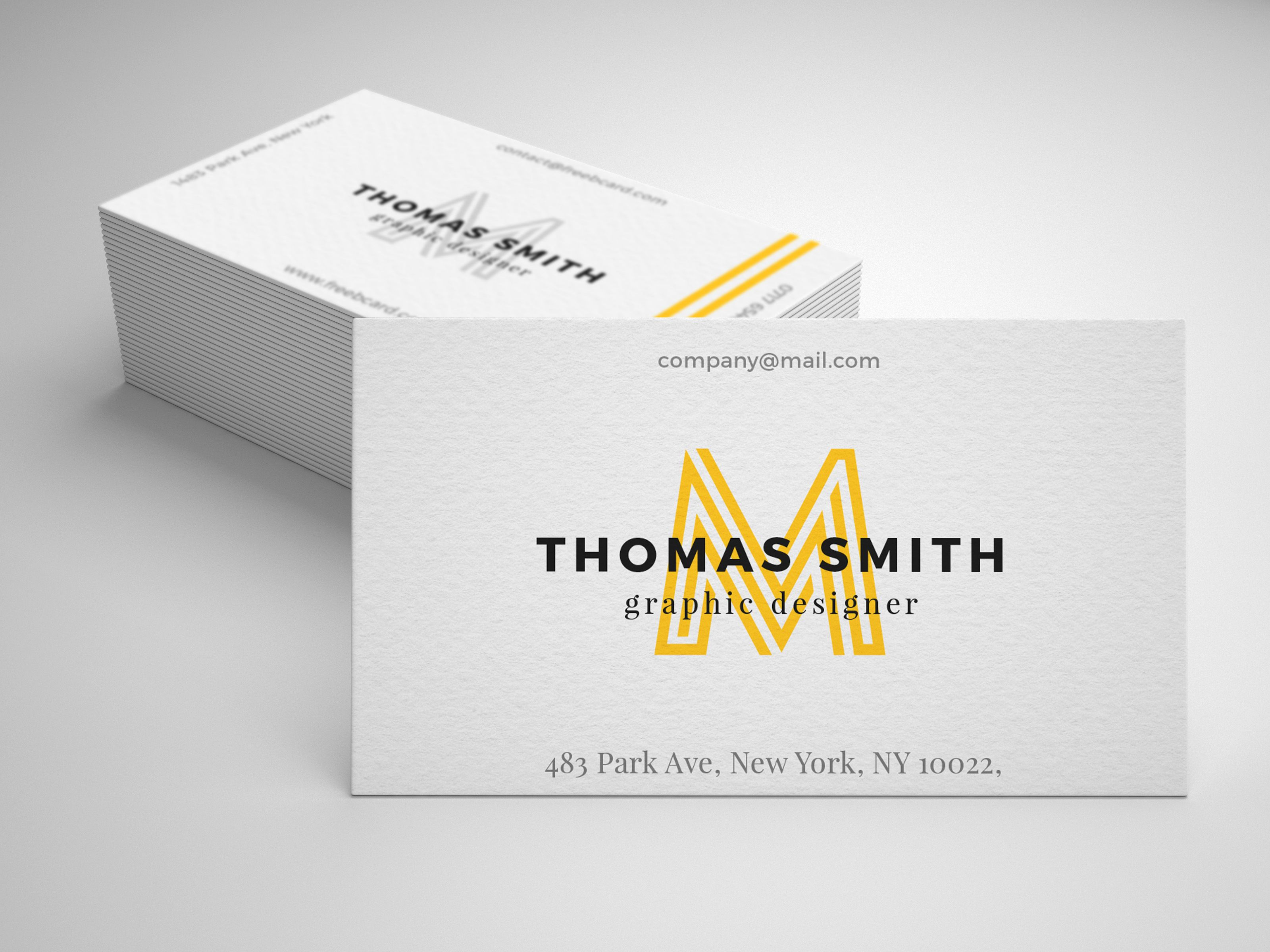 This is high quality realistic business card mockup template which this is high quality realistic business card mockup template which was designed by eightonesix a logo design branding company from europe the wajeb Choice Image