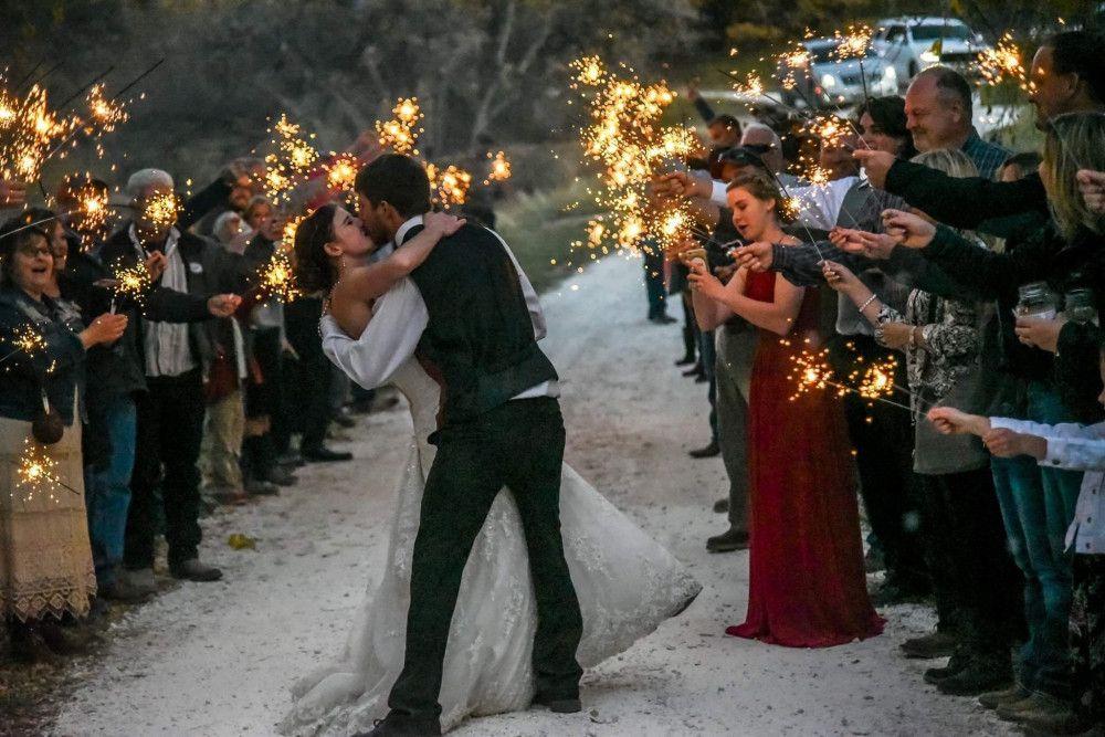 Using Wedding Day Sparklers Wedding Day Sparklers