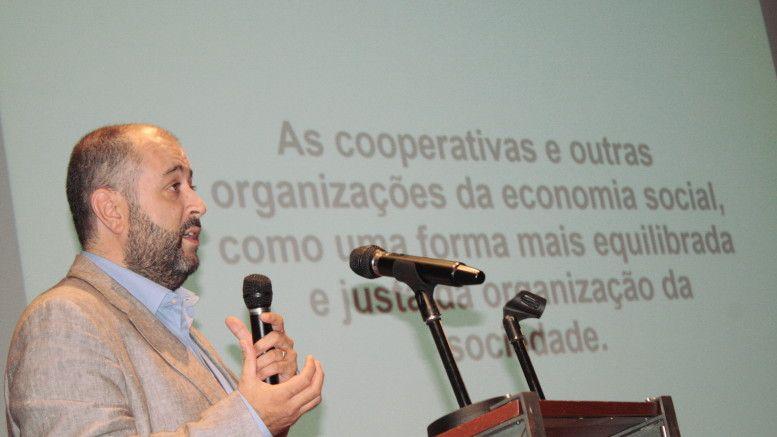 Paulo Jorge Teixeira, presidente da CSSPP