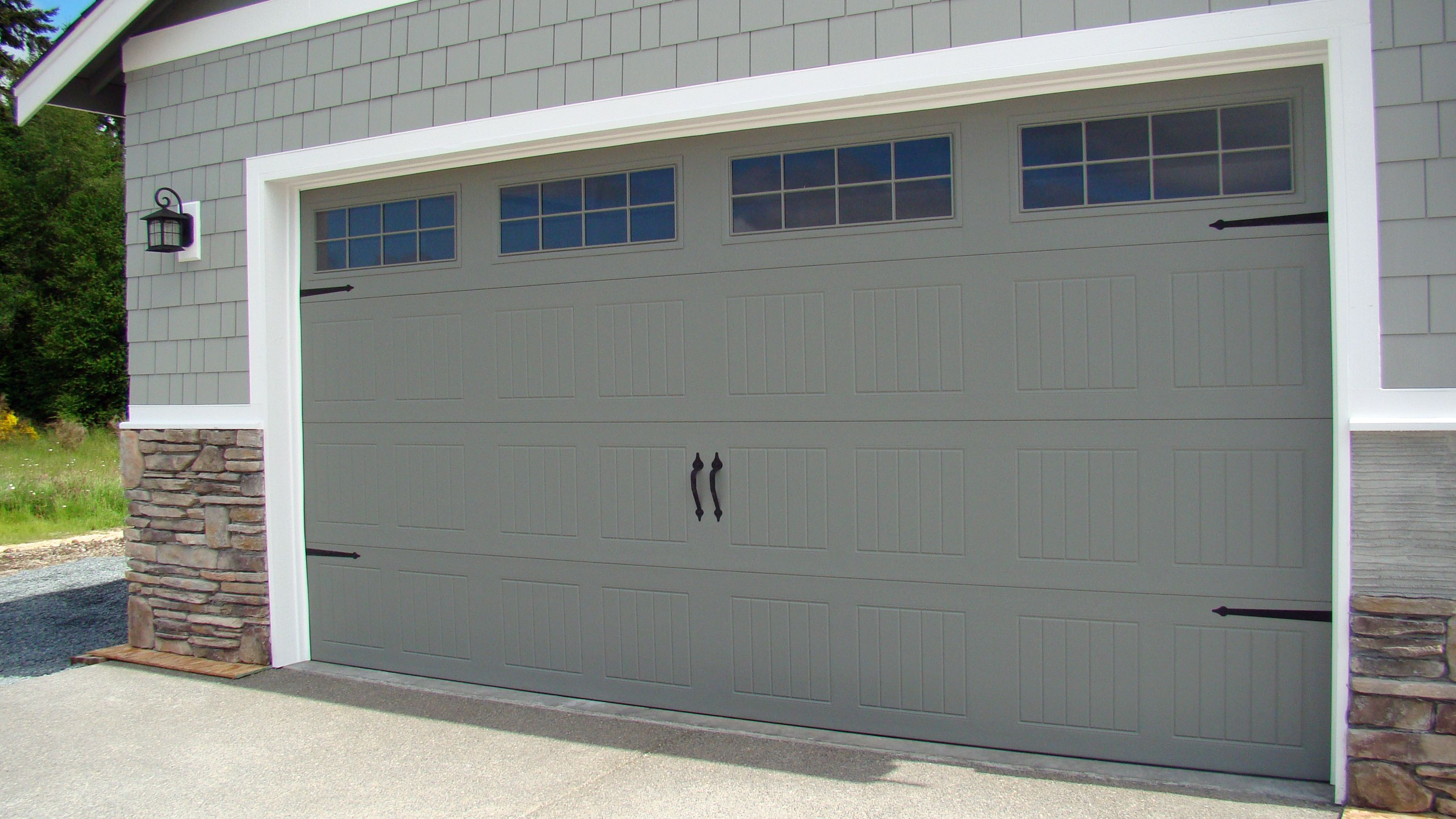 Double Carriage Style Garage Doors Http