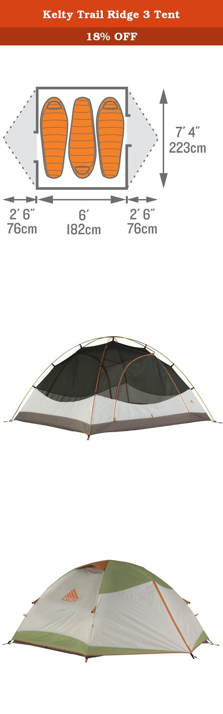 Kelty Trail Ridge 3 Tent. Itu0027s all about livable space with the Trail Ridge.  sc 1 st  Pinterest & Kelty Trail Ridge 3 Tent. Itu0027s all about livable space with the ...