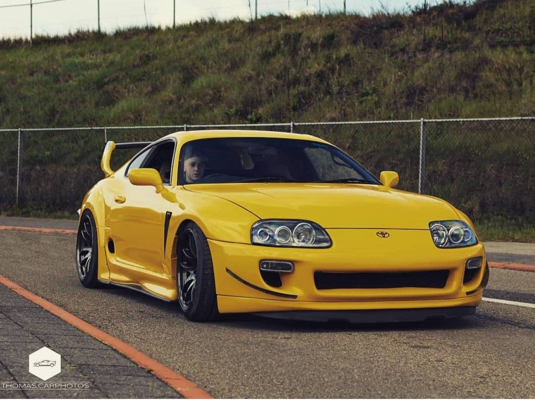 FEATURE: Mario's 1300+HP 2JZ Toyota Supra MK4