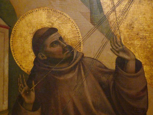 St Francis Of Assisi Stigmata | Giotto, St. Francis of Assisi Receiving the Stigmata, c. 1295-1300 ...