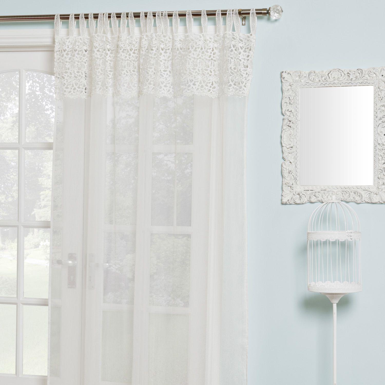 Macrame Voile Curtain Lara s bedroom ideas Pinterest