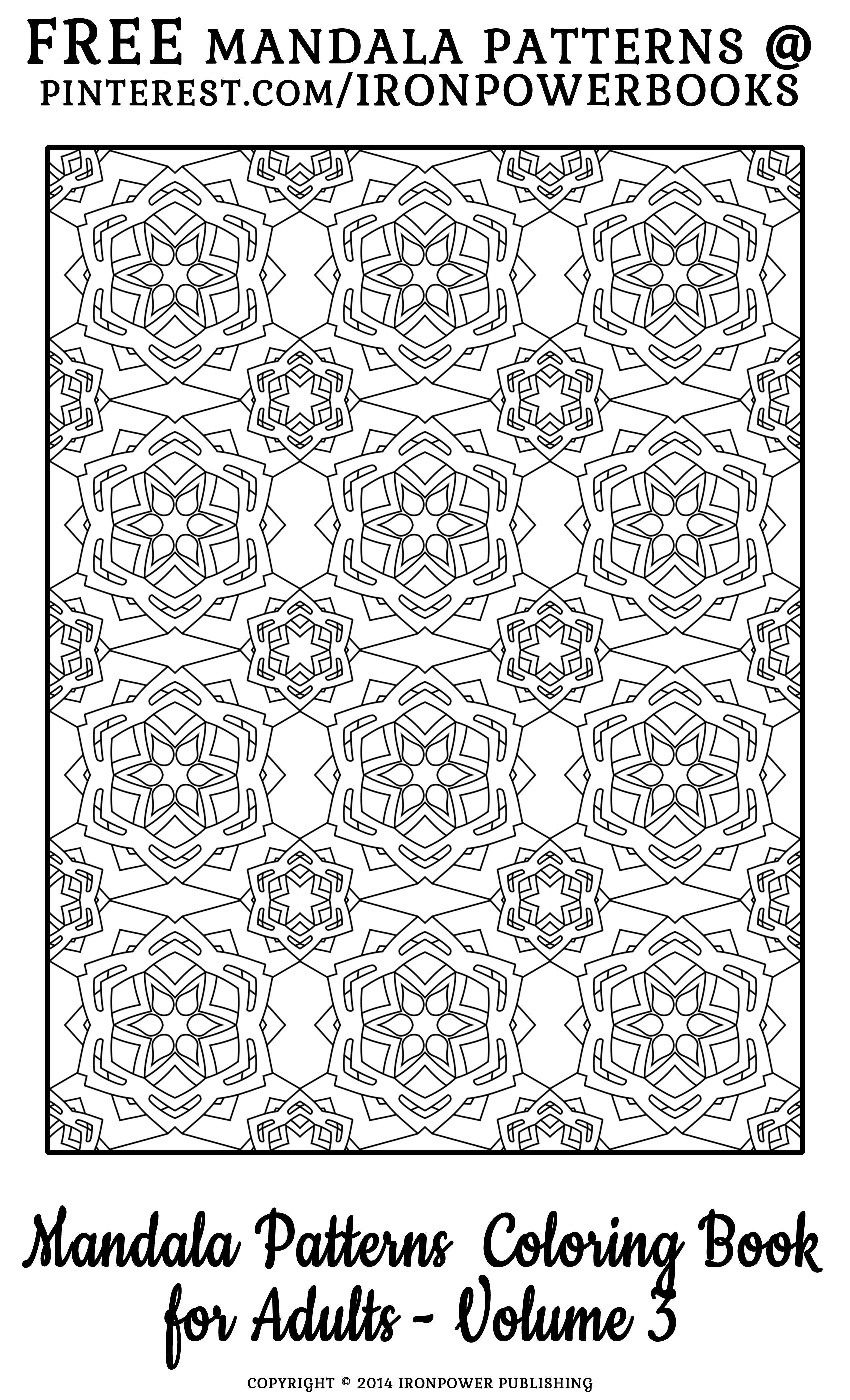 Free Printable Mandala Coloring Pages Here At Pinterest Com Follow