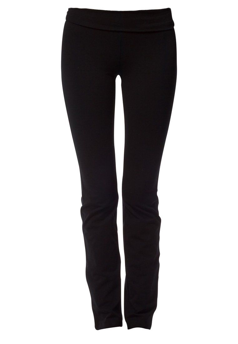 6cef4a4f TIGHT PANTS - Joggebukse - black @ Zalando.no 🛒 | Dancing | Pants ...