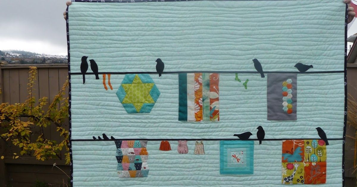 """Hello to all of you visiting the Bloggers Quilt Festival, organized by Amy of Amy's Creative Side.  This time around, I am featuring my """"Bi..."""
