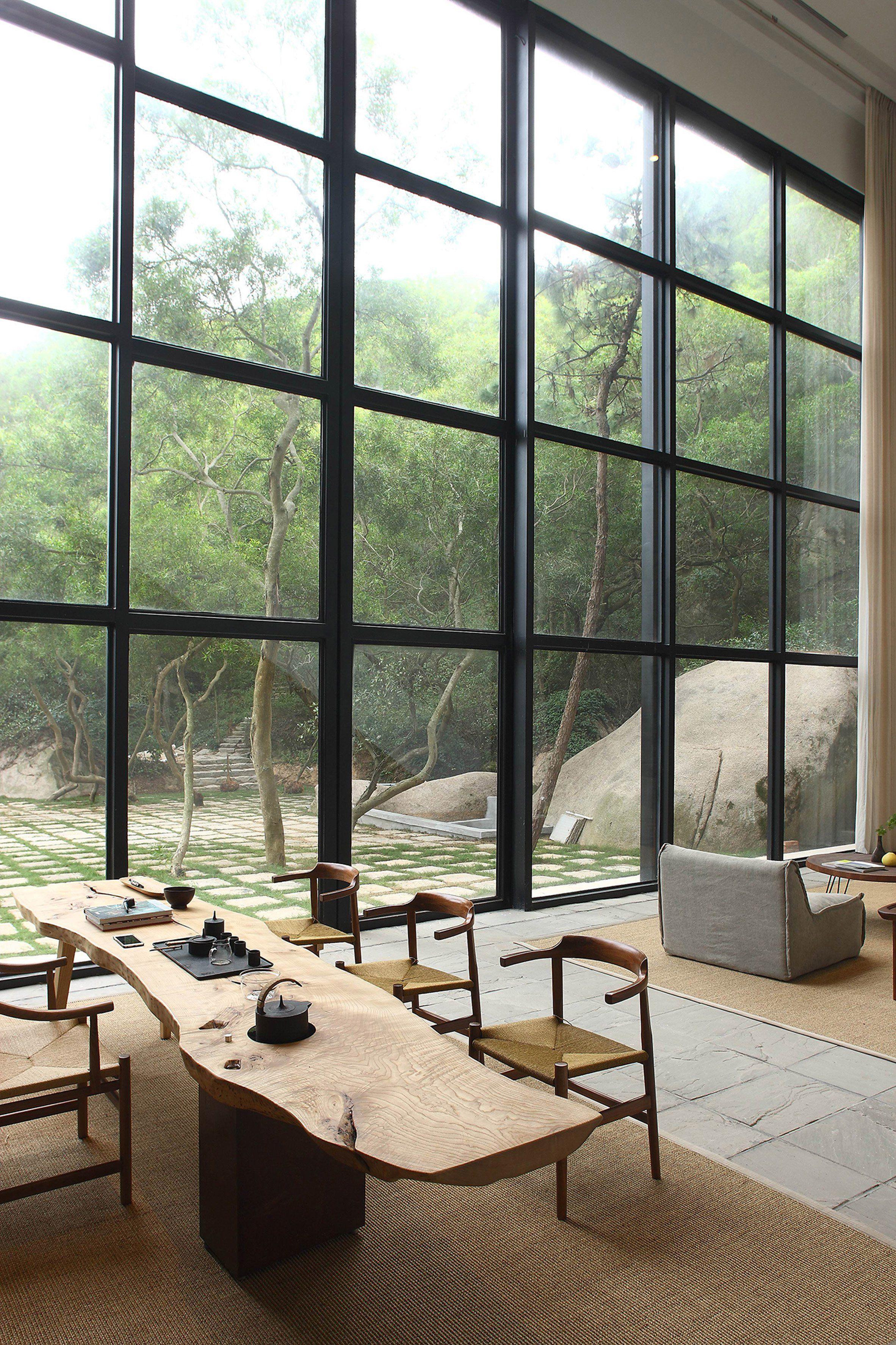 Modern window house design  pin by kristina mueller on finca  pinterest  interior interior