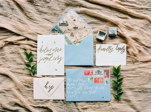 Wedding Invitations Photo By Jessica Gold Photography Http Ruffledblog