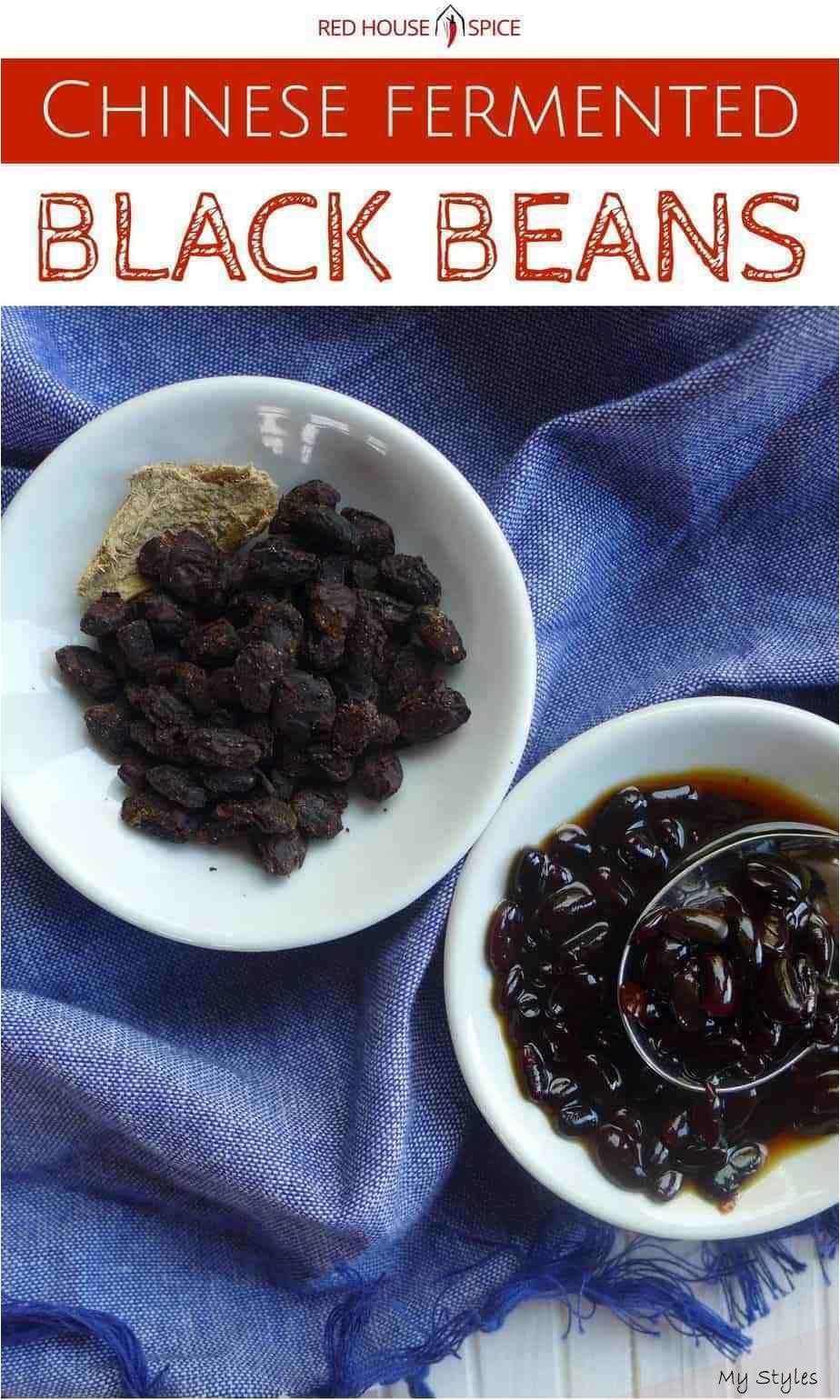Fermented black beans (豆豉) #black #beans #how #to #cook #crock #pot