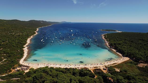 Karibikfeeling für wenig Geld 7 kroatische Inseln für