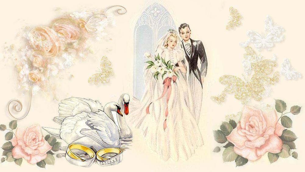 чем рисунок на открытку с днем свадьбы пена для