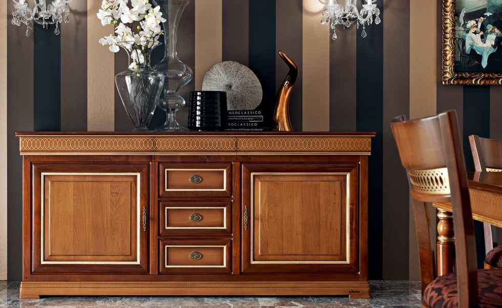 Giada   Le Gemme | Classic Collections Le Fablier | 2 Door Cupboard With  Drawers