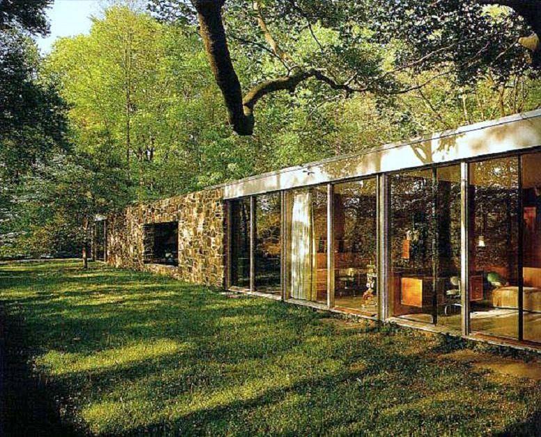 Hooper house marcel breuer la maison de mes r ves pinterest architecture urbanisme et - La cabane de mes reves ...