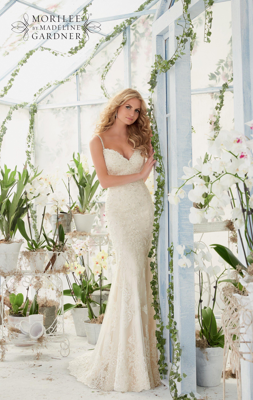 JUST ARRIVED! Preya - Mori Lee Bridal Gown - Preya 2807 - Exquisite ...