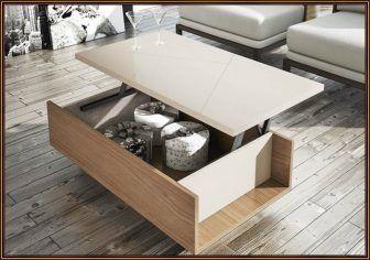 Mesa De Centro Elevable Y Extensible Ikea Mesa Centro Table