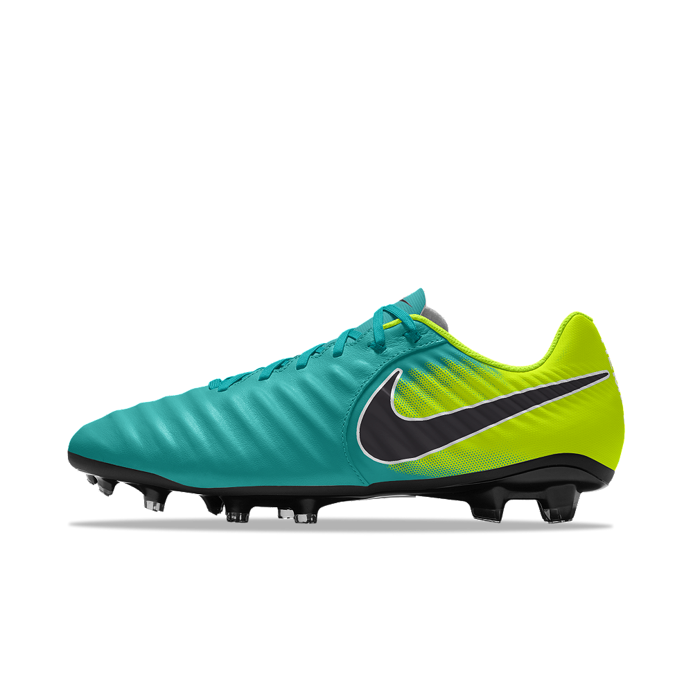 ddc22b34401 Nike Tiempo Ligera IV FG iD Men s Firm-Ground Soccer Cleats Size ...