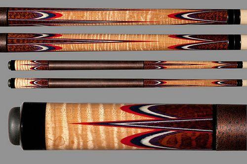 Meucci Custom Pool Cues  df346c10d250