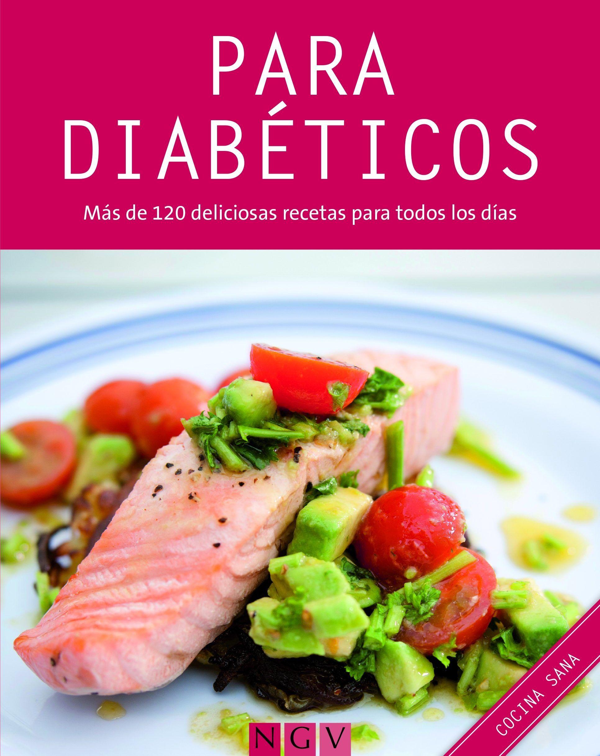 Recetas saludables para diabeticos tipo 2