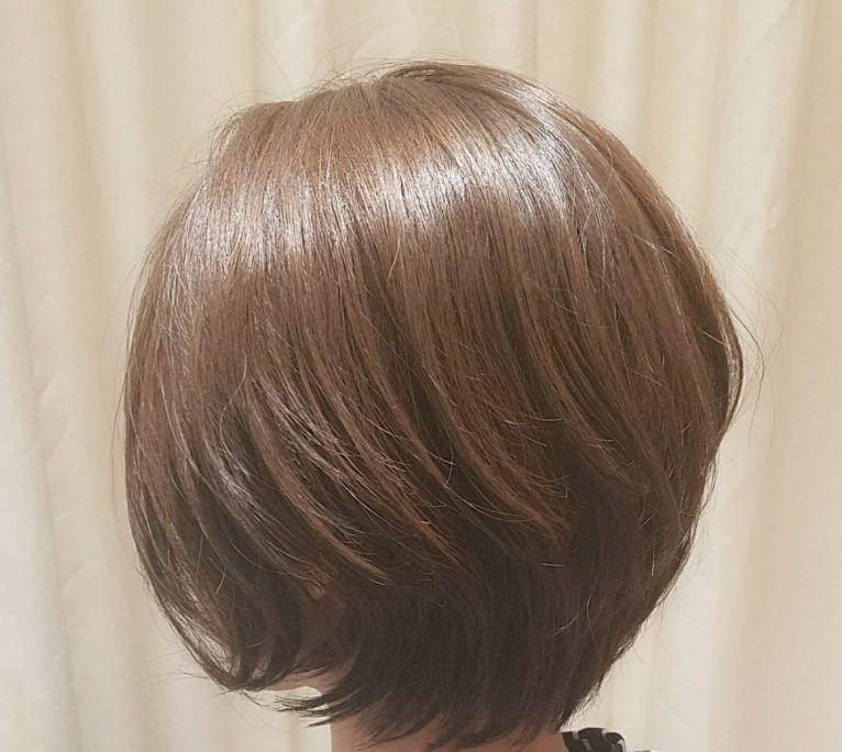武田久美子髪型