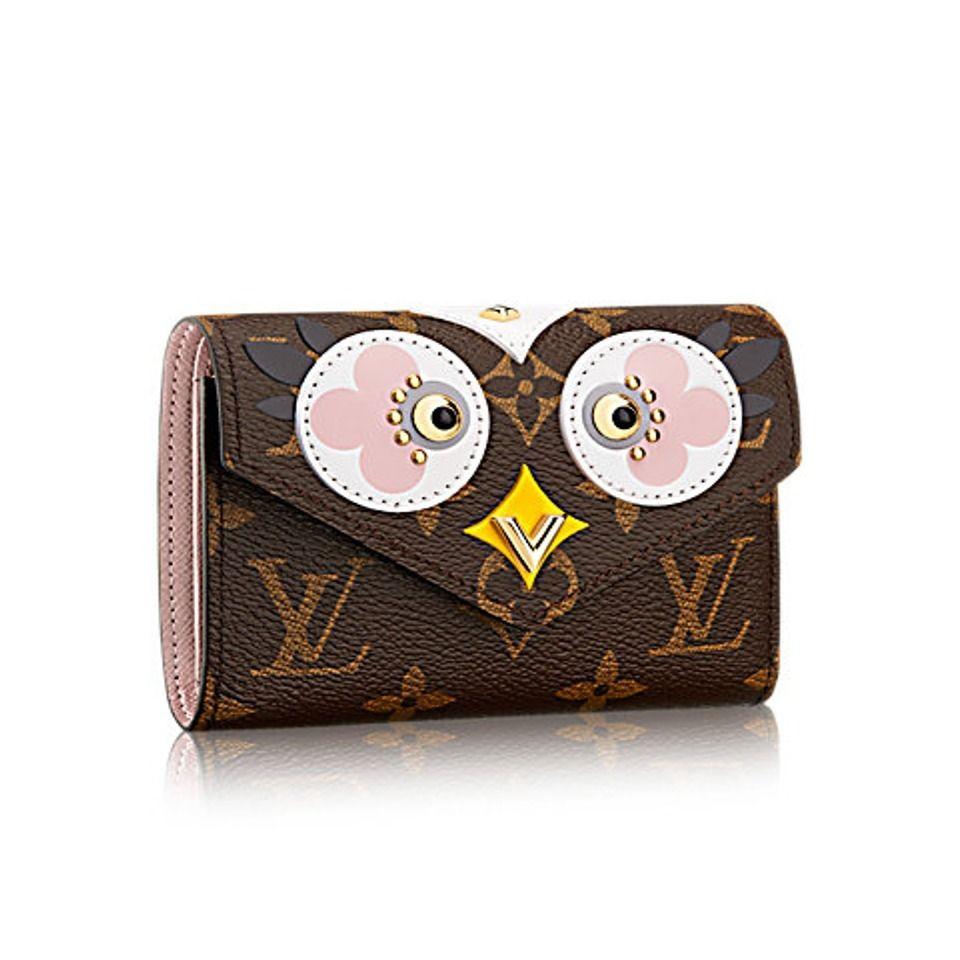 9735214de79 Louis Vuitton Folding Wallets Monoglam Cambus Other Animal Patterns Folding  Wallets 2