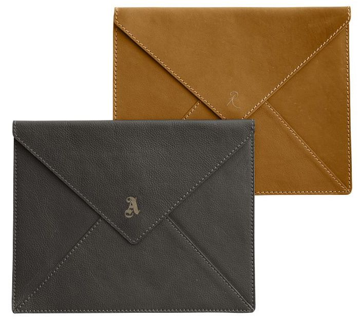 Mark and Graham - Everyday Leather iPad Envelope