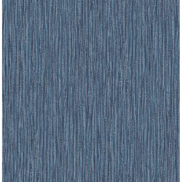Calming like the waves of the ocean, this grasscloth