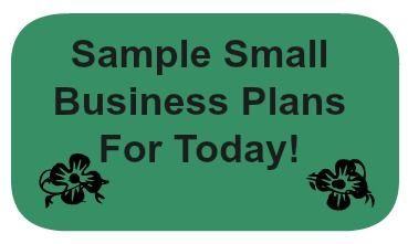 Sample Small Business Plan Templates  Spray Tan Biz