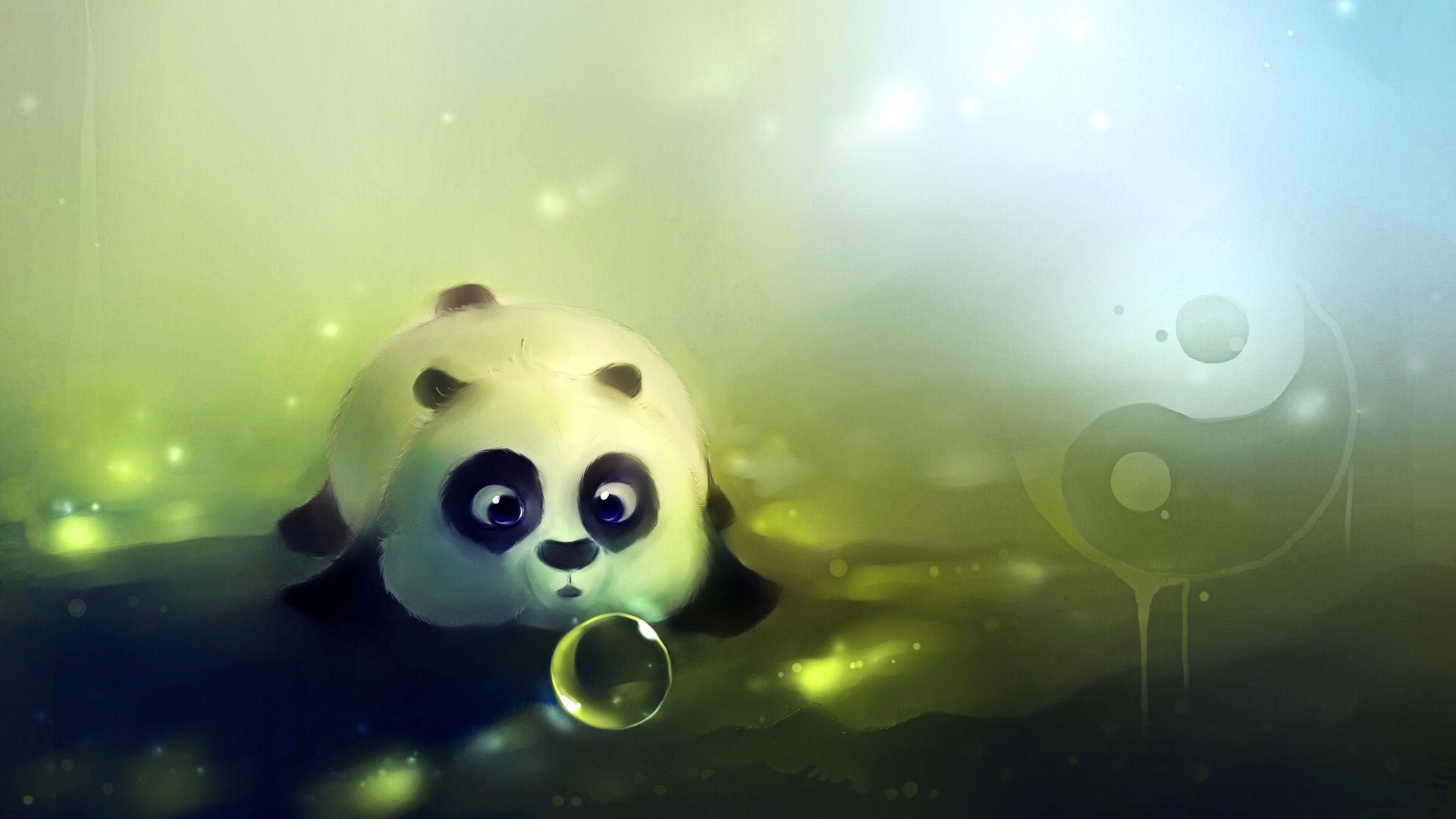 Poh The Panda Baby Animals Pinterest Wallpaper Panda