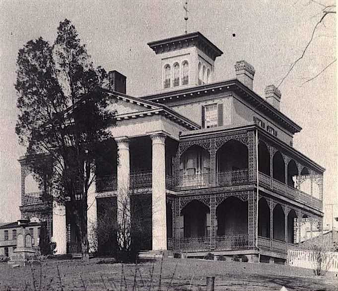 Shipley-Lydecker House;The Dark, Troubled History Of