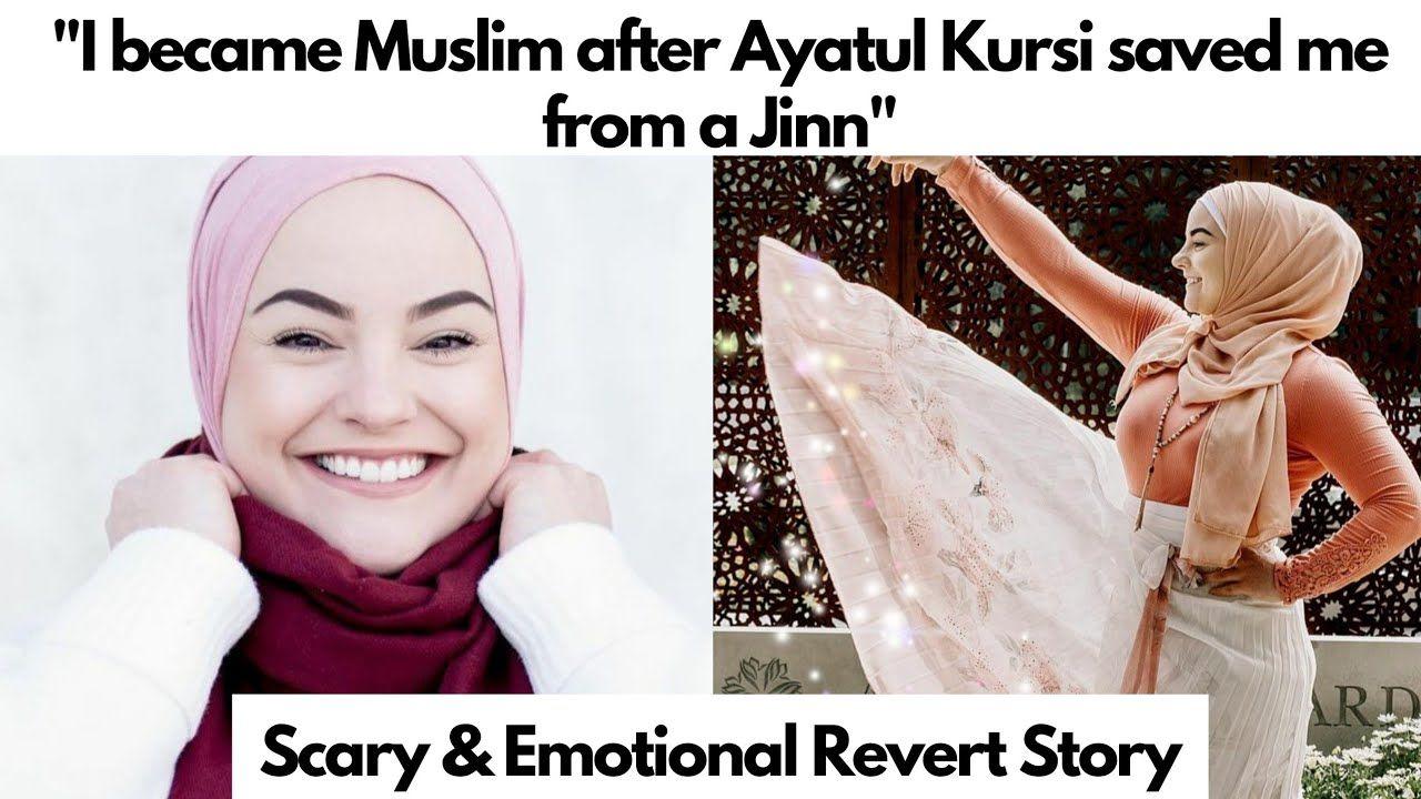 Amber Von Grat Revert Story 🧕 | Aisha Rosalie