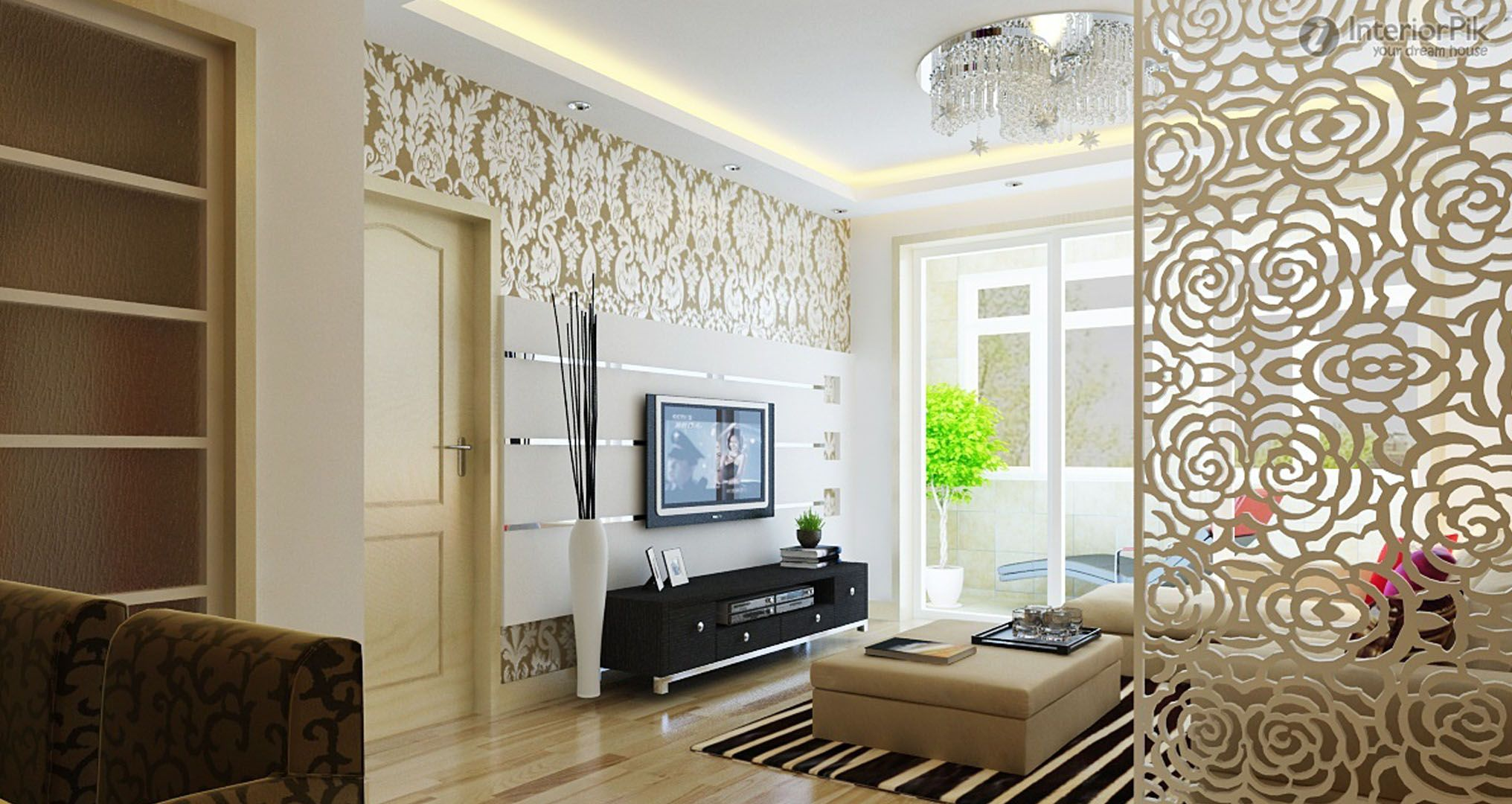 Charmant Image Result For Mdf Jali Partition Designs