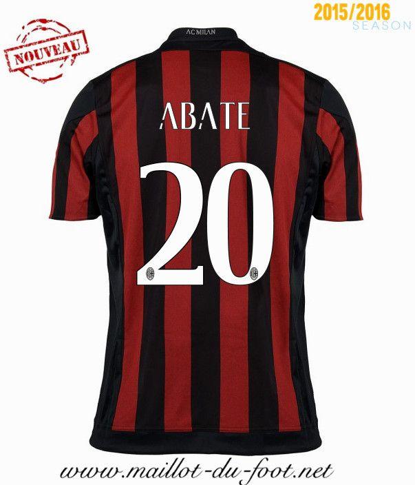 tenue de foot AC Milan boutique