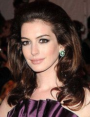 The Met's Costume Institute Gala: Anne Hathaway