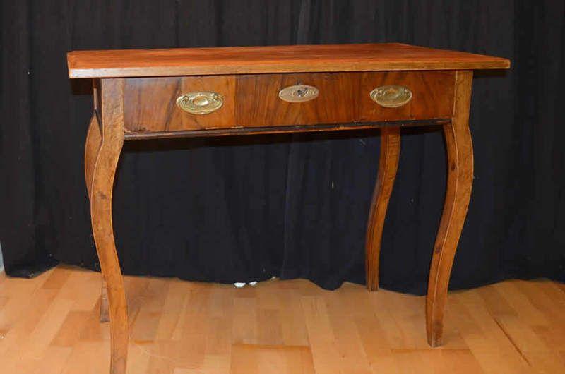 xxl vintage k chentisch aus holz mit resopalplatte vintage shop konsolentisch und schreibtische. Black Bedroom Furniture Sets. Home Design Ideas