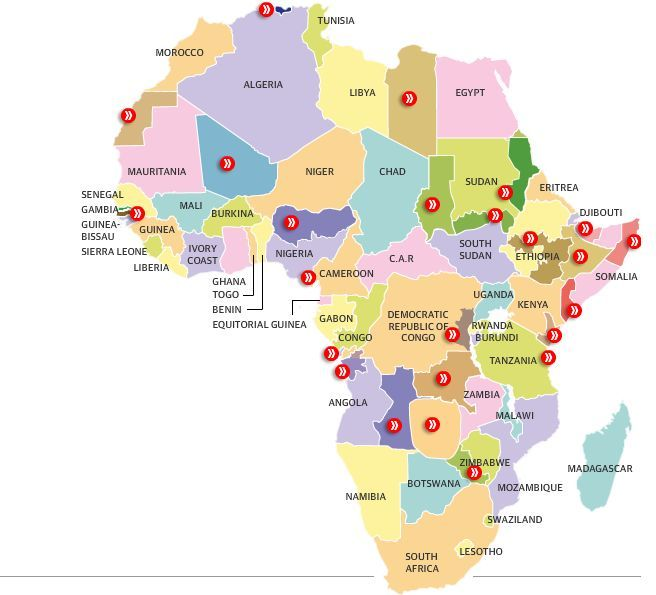 political instability in modern african state In some parts, the population is facing incredible hardship, political instability,   sos children's villages operates in 46 african countries providing a secure.