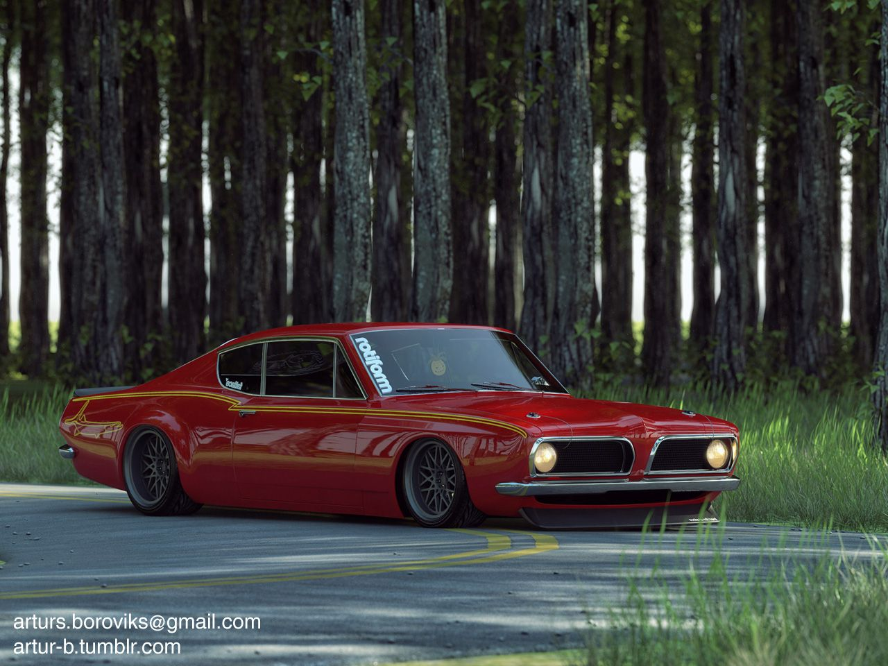 Cuda Rotiform Wheels Yes Please Classic Cars Muscle Muscle