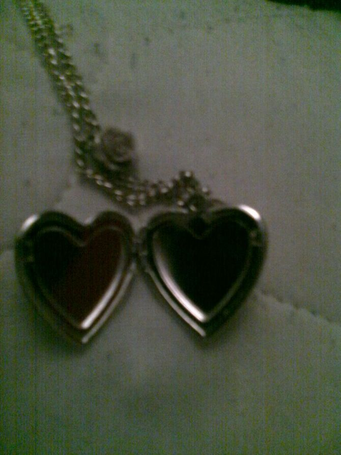 Put A Picture In A Locket Pictures