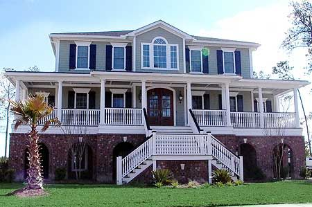 Plan 9149gu Grand Low Country Classic Low Country Homes Country House Decor Country House Plans