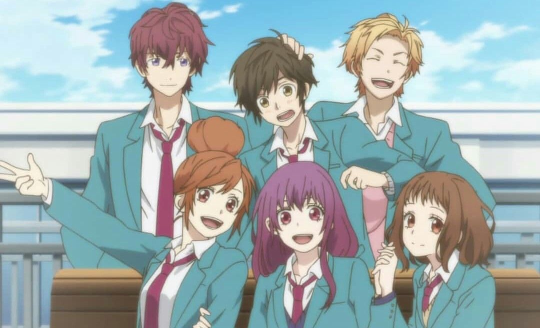 Itsudatte Bokura no Koi wa 10 Centi Datta | Koi, Anime, Memes