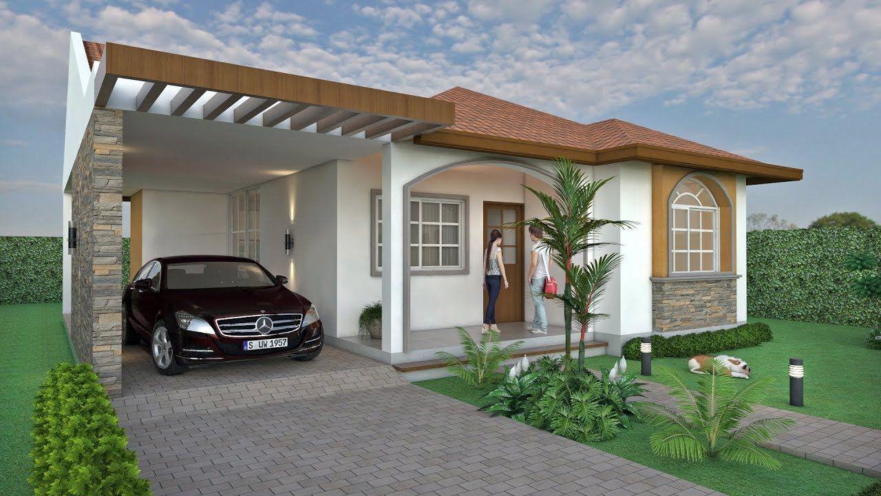 Diseño casa campestre en un piso de 130 M2 | Arquitecto ...