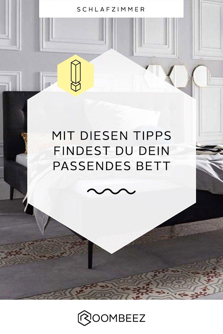 Das richtige Bett für dich » Tipps vom Bettenexperten ...